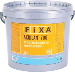 Fixa - Fixa Akrilan 700 Isı Yalıtım Sistemleri için Akrilik Yapıştırıcı 15 kg
