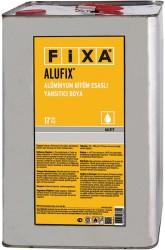 Fixa - Fixa Alufix Alüminyum Bitüm Esaslı Yansıtıcı Boya 17 kg
