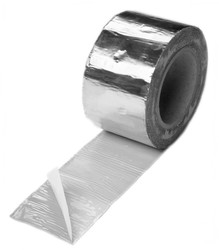 improfix - Alüminyum Butil Bant İzolasyon Bandı 10 m rulo