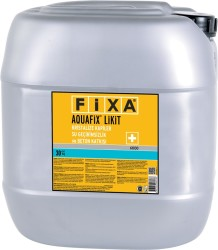 Fixa - Fixa Aquafix Likit Kristalize Kapiler Su Geçirimsizlik Beton Katkısı