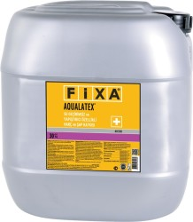 Fixa - Fixa Aqualatex Su Geçirimsiz ve Yapıştırıcı Özellikli Harç ve Şap Katkısı