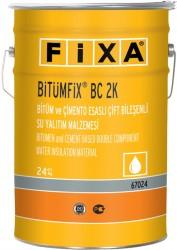 Fixa - Fixa Bitümfix BC 2K Bitüm ve Çimento Esaslı Çift Bileşenli Su Yalıtım Malzemesi 24 kg