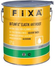 Fixa - Fixa Bitümfix Elastik Antiroot Bitüm Esaslı Kök Geçirimsiz Elastik Su Yalıtım Malzemesi Solvent Bazlı 17 kg