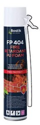 Bostik - Bostik FP 404 Yangına Dayanıklı B1 Sertifikalı Poliüretan Köpük 750 ml 12 adet koli