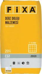 Fixa - Fixa Derz Dolgu Malzemesi 1-6 mm Beyaz