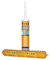 Fixa - Fixa SS 934 Construction Nötral Yapı İnşaat Silikonu 300 ml kartuş 25 adet koli