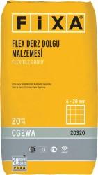 Fixa - Fixa Flex Derz Dolgu Malzemesi 6-20 mm Beyaz