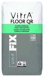 Vitra Fix - Vitra Fix Floor QR Kuvars Agregalı Yüzey Sertleştirici 25 kg