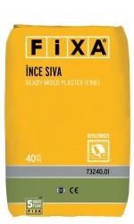 Fixa - Fixa İnce Sıva Beyaz 40 kg