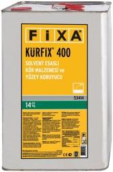 Fixa - Fixa Kürfix 400 Solvent Esaslı Kür Malzemesi ve Yüzey Koruyucu