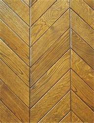 improwood - Chevron Aristocratic Oak Lamine Parke 1 m2