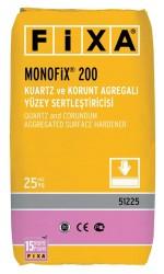 Fixa - Fixa Monofix 200 Kuartz ve Korunt Agregalı Yüzey Sertleştiricisi 25 kg
