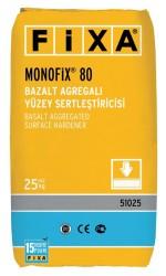 Fixa - Fixa Monofix 80 Bazalt Agregalı Yüzey Sertleştiricisi 25 kg