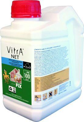 Vitra Fix Net Sıvı Konsantre Karo Seramik Temizleyicisi Şeffaf 1 lt