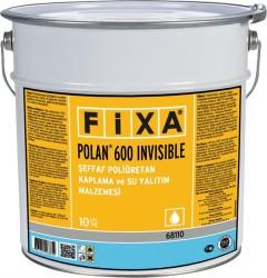 Fixa - Fixa Polan 600 Invisible Şeffaf Poliüretan Kaplama ve Su Yalıtım Malzemesi
