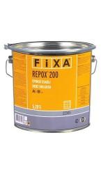 Fixa - Fixa Repox 200 Epoksi Esaslı Derz Dolgusu 5,20 kg set
