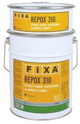 Fixa - Fixa Repox 310 Epoksi Tamir Yapıştırma ve Montaj Harcı 6 kg set