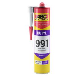 Sika - Sika ABC 991 Butil Mastik 310 ml Gri 30 adet koli
