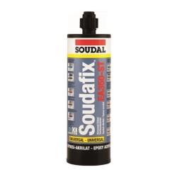 Soudal - Soudal Soudafix EA350-ST Epoxy Kimyasal Dübel 410 ml