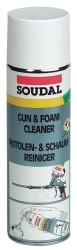 Soudal - Soudal Gun and Foam Cleaner Poliüretan Köpük Temizleyici 500 ml 12 adet koli