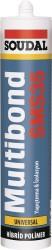 Soudal - Soudal Multibond SMS35 Yüksek Kaliteli SMX Hibrit Polimer Dolgu ve Yapıştırma 290 ml kartuş 24 adet koli