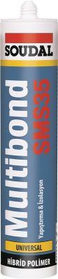 Soudal Multibond SMS35 Yüksek Kaliteli SMX Hibrit Polimer Dolgu ve Yapıştırma 290 ml kartuş