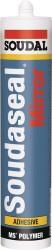 Soudal - Soudal Soudaseal Mirror MS Polimer Ayna Montaj Yapıştırıcısı 290 ml Gri 12 adet koli