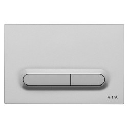 Vitra - Vitra Loop T Mekanik Kumanda Mat Krom 740-0785