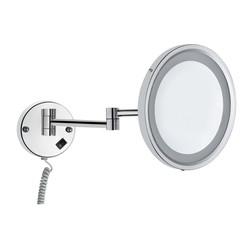 Artema - Artema Arkitekta Makyaj Traş Aynası Ledli Paslanmaz Çelik A44010