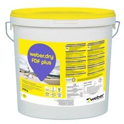 Weber - Weber Dry FDF Plus Elastomerik Reçine Esaslı Kullanıma Hazır UV Dayanımlı Süper Elastik Su Yalıtım Malzemesi