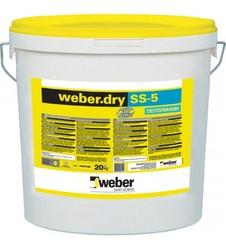 Weber - Weber Dry SS-5 Elastomerik Reçine Esaslı Kullanıma Hazır Süper Elastik Su Yalıtım Malzemesi