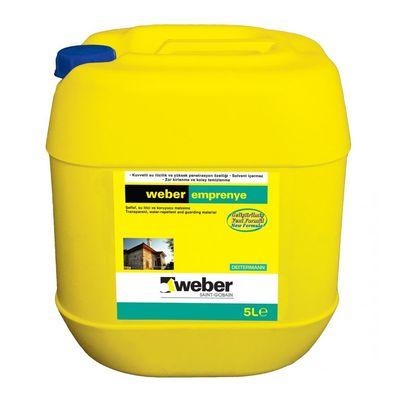 Weber Emprenye Su İtici ve Koruyucu Malzeme Şeffaf