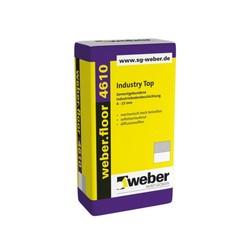 Weber - Weber Floor 4610 Endüstriyel Alanlar için Kendiliğinden Yayılan Son Kat Zemin Kaplaması 25 kg