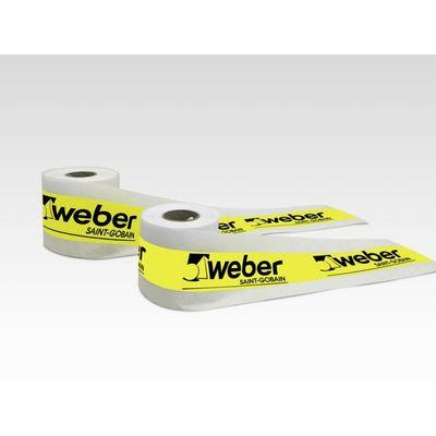 Weber Köşebant 100 Sentetik Kauçuk Esaslı Elastik Su Yalıtım Bandı rulo