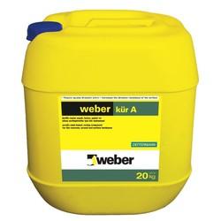 Weber - Weber Kür-A Akrilik Reçine Esaslı Kür Malzemesi 20 kg