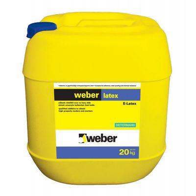 Weber Latex Yapışma ve Su Geçirimsizlik Özelliklerini Arttıran Sıva ve Harç Katkısı