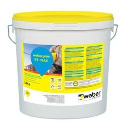Weber - Weber Prim BT-Max Polimer Emülsiyon Esaslı Brüt Beton Astarı Turkuaz