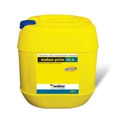 Weber - Weber Prim FP-A Kullanıma Hazır Tek Bileşenli Zemin Astarı