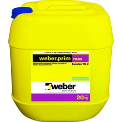Weber - Weber Prim Max Yüksek Aderans Gerektiren Yüzeyler için Alkaliye Dayanıklı Özel Astar 20 kg