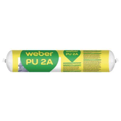Weber PU 2A Poliüretan Mastik 600 ml sosis 20 adet koli