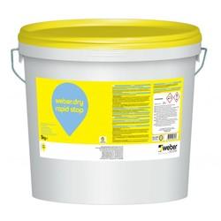 Weber - Weber Dry Rapid Stop Çimento Esaslı Çok Hızlı Priz Alan Su Tıkama Harcı