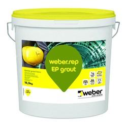 Weber - Weber Rep EP Grout Epoksi Grout Harcı 15,5 kg set