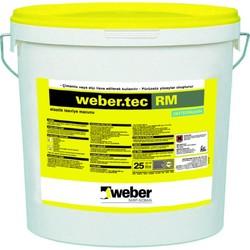 Weber - Weber Tec RM Elastik Tesviye Macunu Beyaz 25 kg
