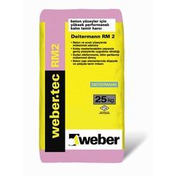 Weber - Weber Tec RM2 Yüksek Performanslı Kalın Tamir Harcı Gri 25 kg