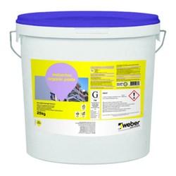Weber - Weber Tex Organic Paste Dış Cephe Tesviye Macunu Beyaz 25 kg